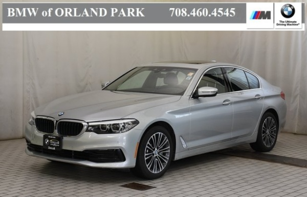 2019 BMW 5 Series in Orland Park, IL