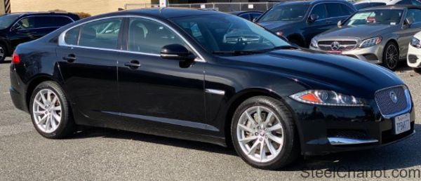 2013 Jaguar XF in San Jose, CA