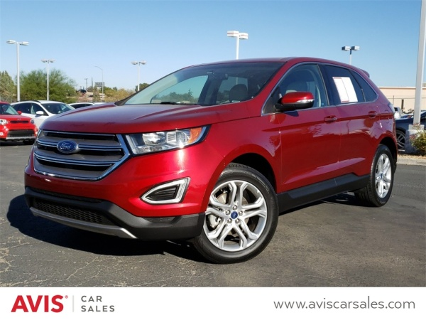 2018 Ford Edge in Victorville, CA