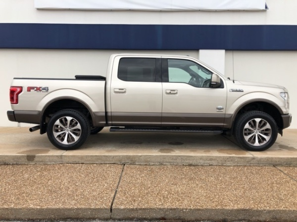 2017 Ford F-150 in Jane, MO