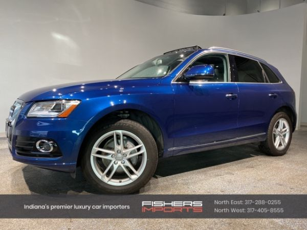 2017 Audi Q5 in Indianapolis, IN