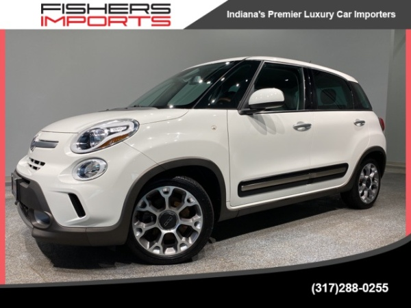 2014 FIAT 500L in Indianapolis, IN
