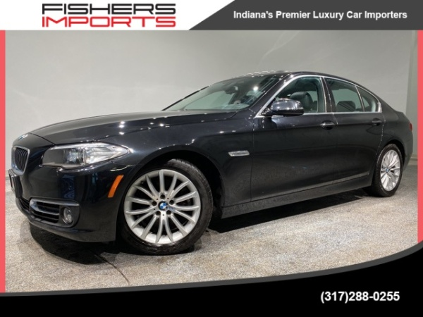 2016 BMW 5 Series in Indianapolis, IN