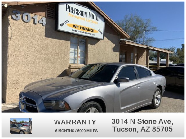 2014 Dodge Charger in Tucson, AZ