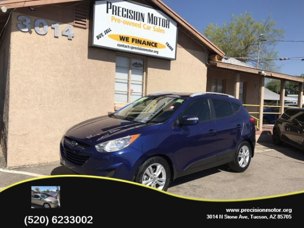 2012 Hyundai Tucson in Tucson, AZ