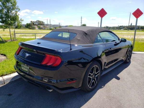 2019 Ford Mustang in Cape Coral, FL