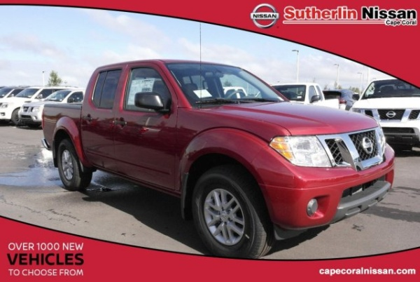 2019 Nissan Frontier in Cape Coral, FL