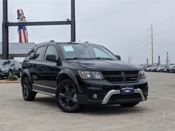 2018 Dodge Journey in Seguin, TX