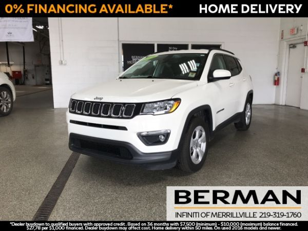 2019 Jeep Compass in Merrillville, IN