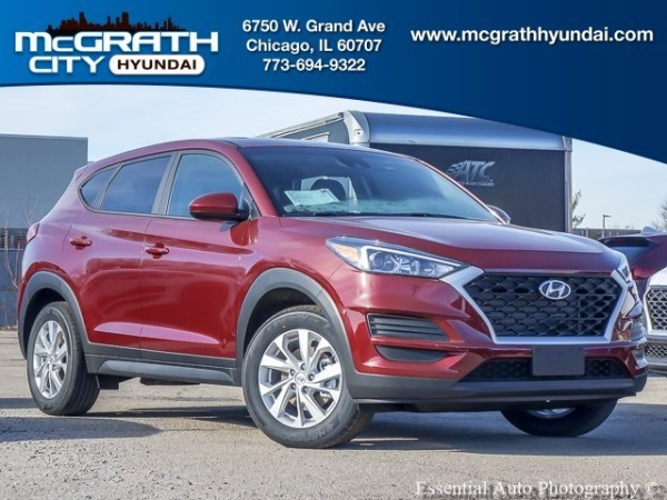 2020 Hyundai Tucson in Chicago, IL