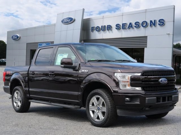 2018 Ford F-150 in Hendersonville, NC