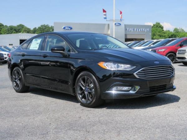 2018 Ford Fusion SE