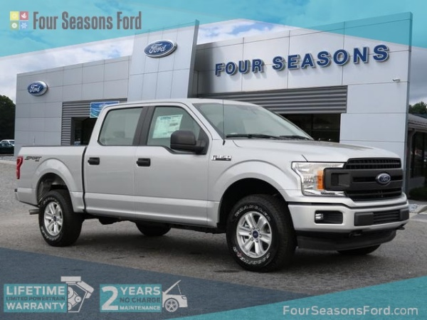 2019 Ford F-150 in Hendersonville, NC