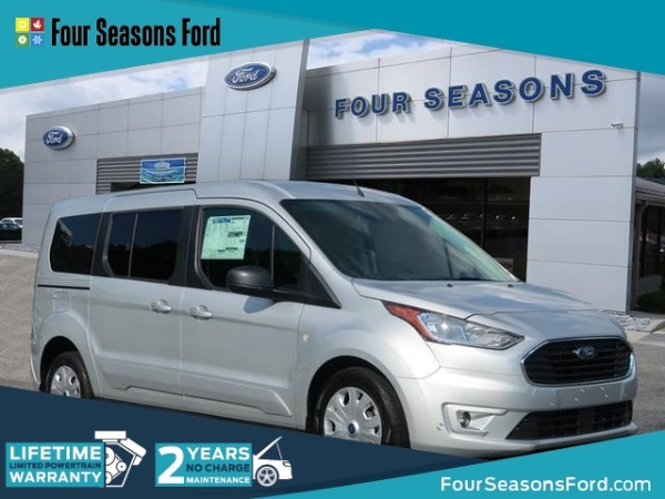 2020 Ford Transit Connect Wagon in Hendersonville, NC