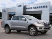 2020 Ford Ranger Lariat 4WD SuperCrew 5' Box for Sale in Hendersonville, NC