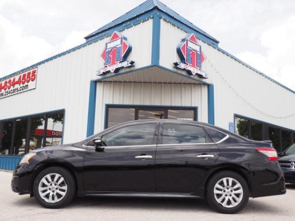2015 Nissan Sentra in Killeen, TX