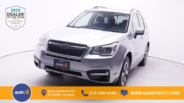 2017 Subaru Forester in El Cajon, CA