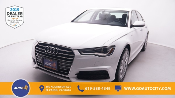 2018 Audi A6 in El Cajon, CA
