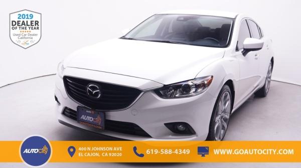 2017 Mazda Mazda6 in El Cajon, CA