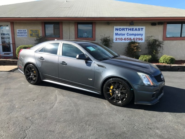 2012 Cadillac CTS-V in Universal City, TX