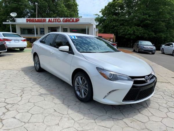 2017 Toyota Camry in Durham, NC