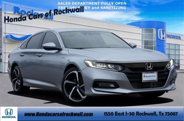 2020 Honda Accord in Rockwall, TX