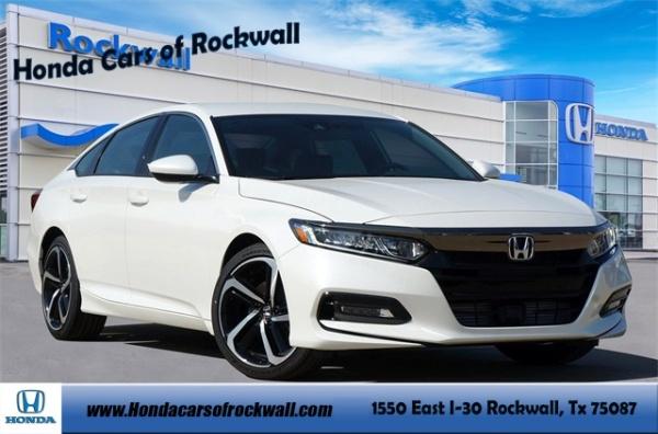 2019 Honda Accord in Rockwall, TX