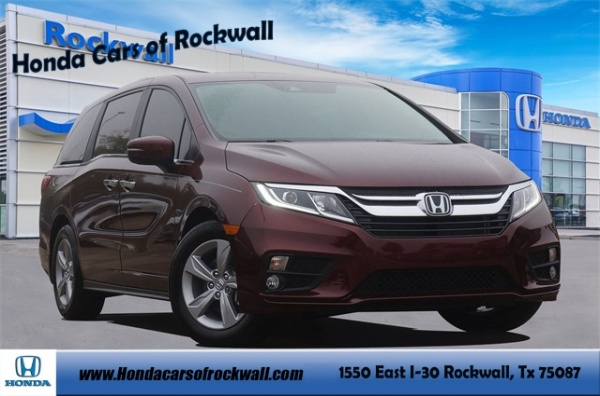 2020 Honda Odyssey in Rockwall, TX