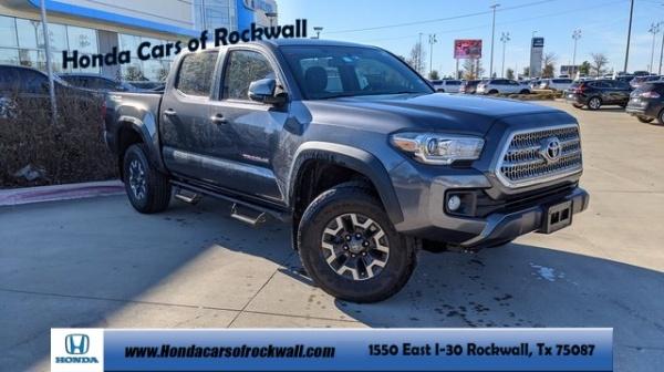 2016 Toyota Tacoma in Rockwall, TX