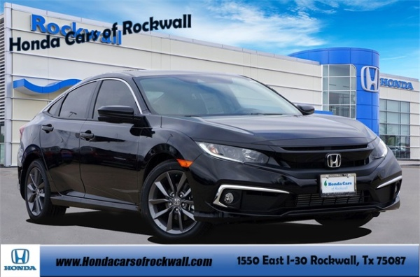 2020 Honda Civic in Rockwall, TX