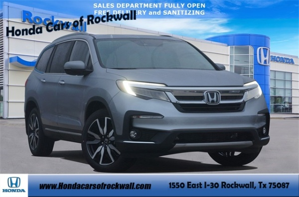 2020 Honda Pilot in Rockwall, TX