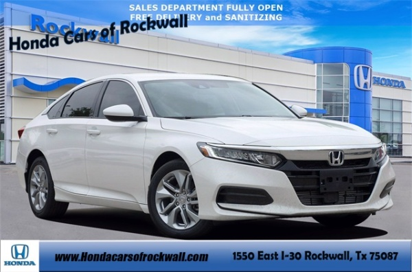2020 Honda Accord in Rockwall, TX