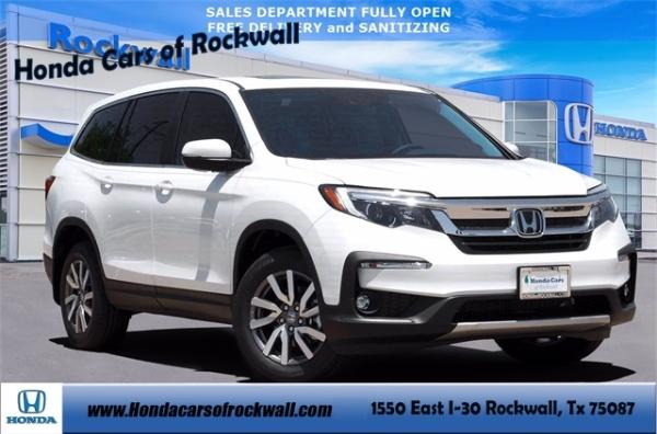 2020 Honda Pilot in Rockwall, TX