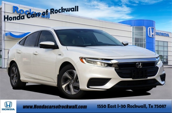 2020 Honda Insight in Rockwall, TX
