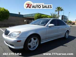 Used 2000 Mercedes Benz S Class S 430 For Sale In Phoenix, AZ