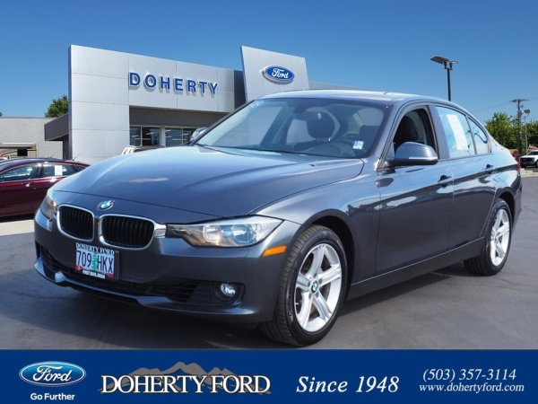 2015 BMW 3 Series in Forest Grove, OR