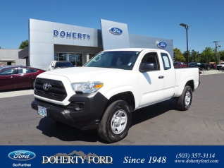 2017 Toyota Tacoma Sr Access Cab 6 1 Bed I4 Rwd Automatic For In Forest