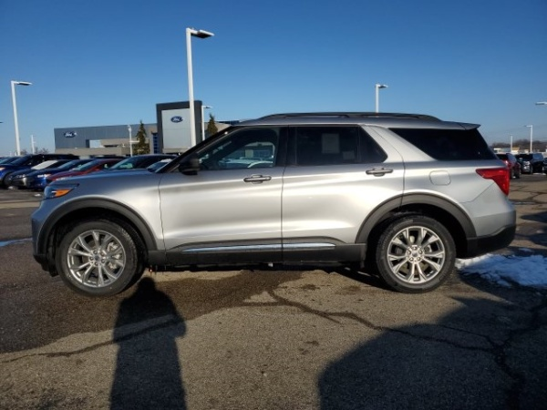 2020 Ford Explorer in Cincinnati, OH