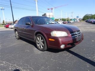 Used 2002 Nissan Maxima GLE Auto For Sale In Cincinnati, OH