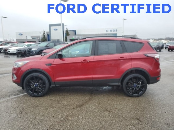 2017 Ford Escape in Cincinnati, OH