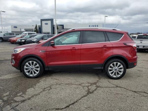 2017 Ford Escape in Cincinnati, OH