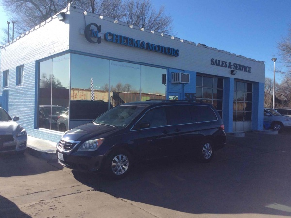 2008 Honda Odyssey in Fort Collins, CO