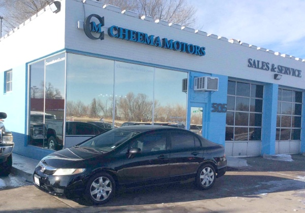 2009 Honda Civic in Fort Collins, CO