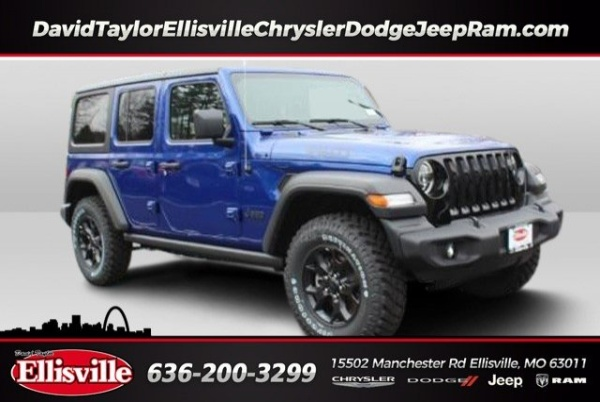 2020 Jeep Wrangler in Ellisville, MO