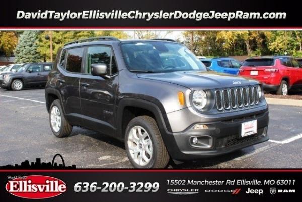 2018 Jeep Renegade in Ellisville, MO