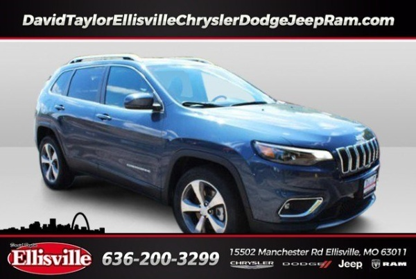 2019 Jeep Cherokee in Ellisville, MO
