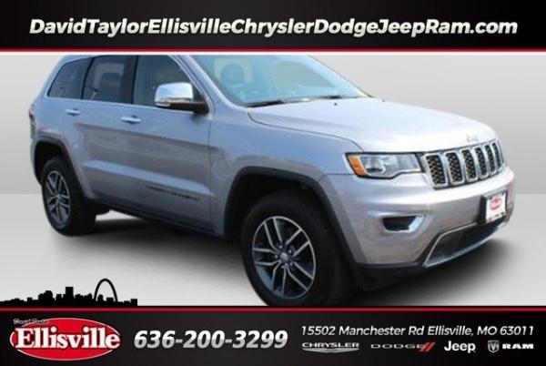 2017 Jeep Grand Cherokee in Ellisville, MO