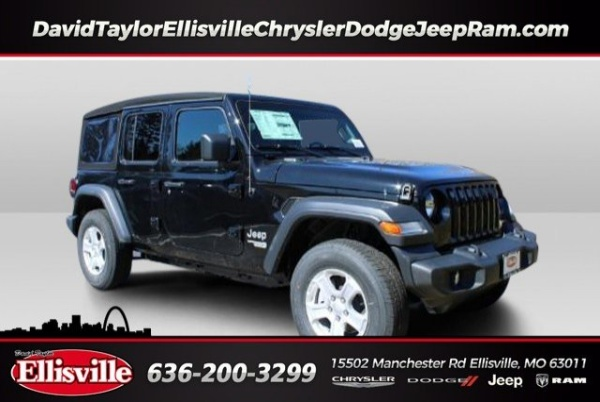 2020 Jeep Wrangler in Ellisville, MO