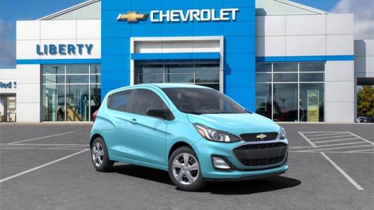 2021 Chevrolet Spark