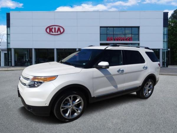 2013 Ford Explorer in Chamblee, GA